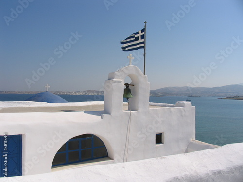Staande foto Tunesië grecia paros