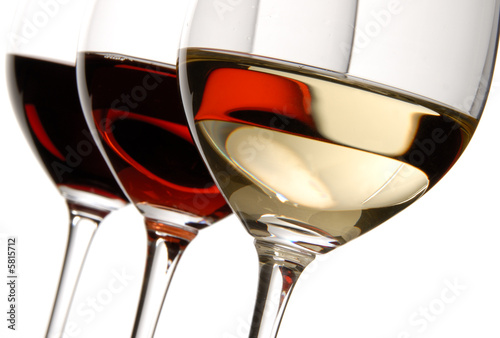 Foto op Plexiglas Wijn Colors of Wine