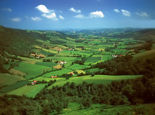 The Pays Basque Countryside Py...