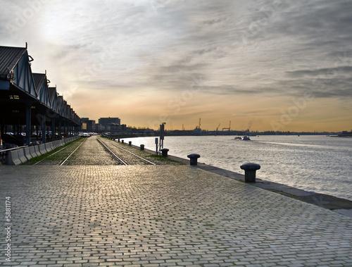 Foto op Plexiglas Antwerpen Antwerp