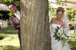canvas print picture - Brautpaar