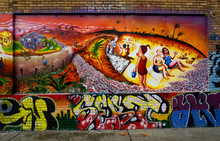 San Francisco Grafitti 4