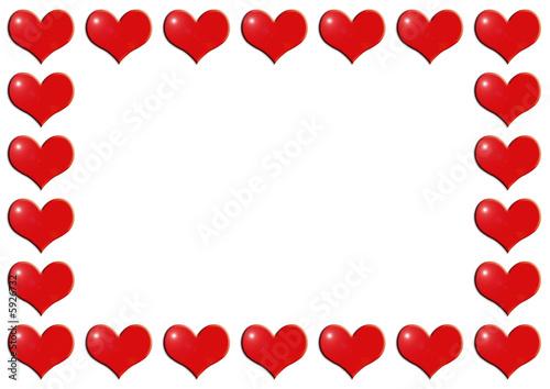 Herz Rahmen Liebe Hochzeit Buy This Stock Illustration And