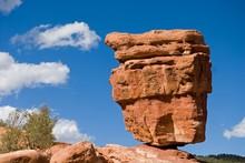 A Precariously Balanced Rock, ...