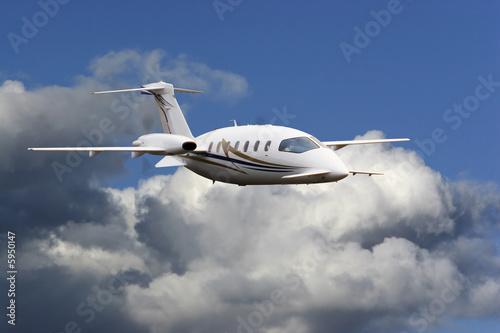 Paggio Avanti Corporate Jet Tapéta, Fotótapéta
