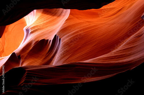 фотографія  antelope canyon