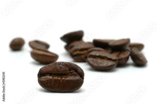 Deurstickers koffiebar black coffee