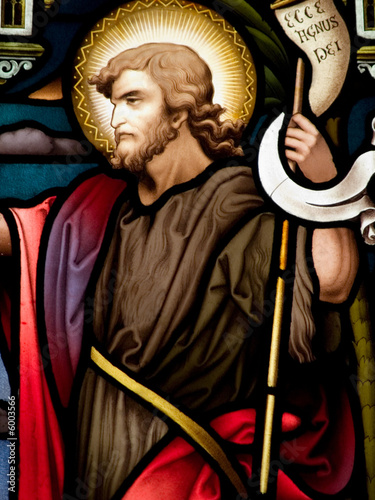 Fotografie, Obraz John the Baptist