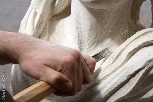 sculpteur Fototapeta