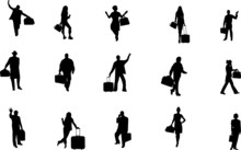 Travel Silhouettes