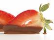 Erdbeere / Schokolade