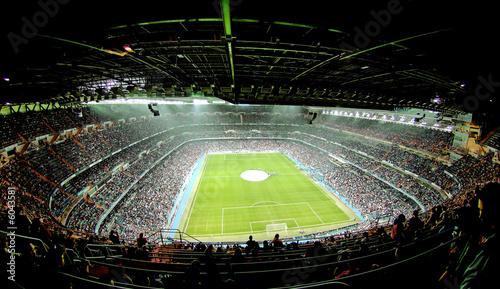 Foto-Rollo premium - foot ball stadium
