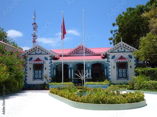 Photo  Gästehaus auf Male
