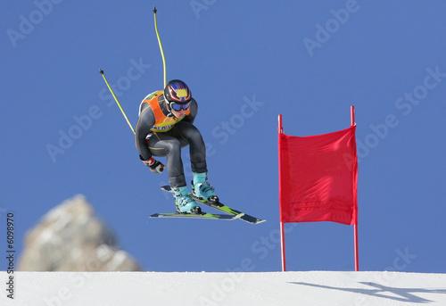 Fotografía  Ski