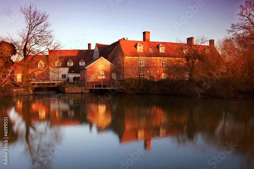 фотография Flatford Mill