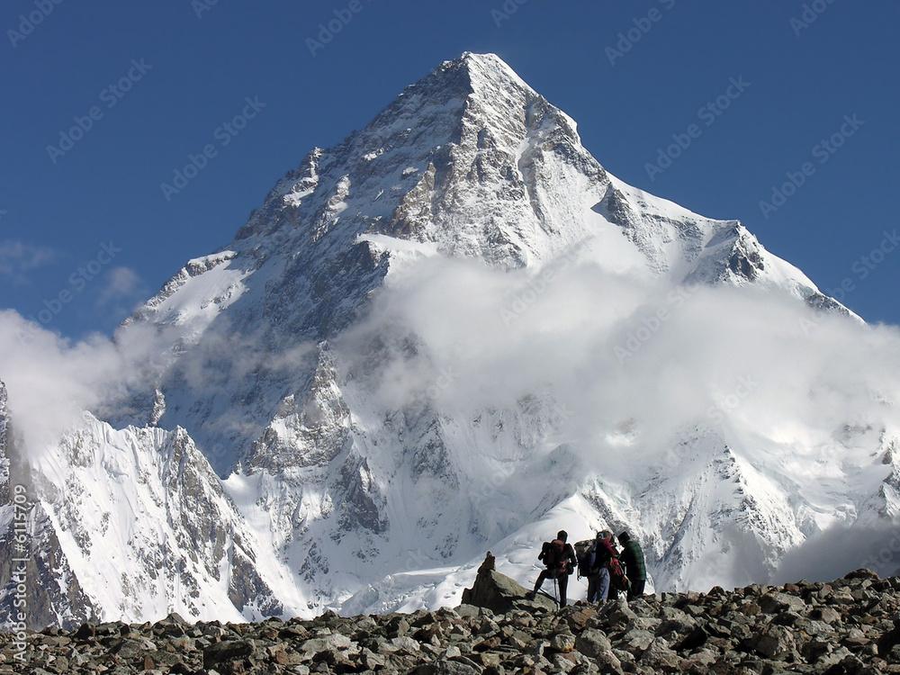 Fototapety, obrazy: Il K2
