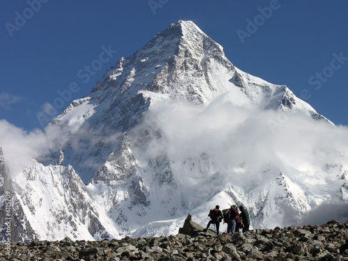 Fototapeta Il K2 obraz