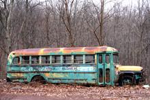 Old Schoolbus