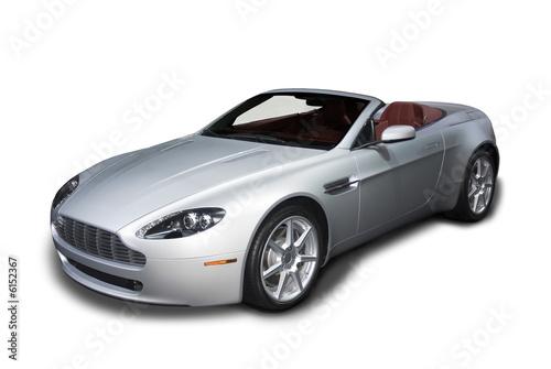 Photo  Convertible Car