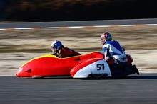 Side Car De Course