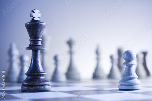 Valokuvatapetti chess