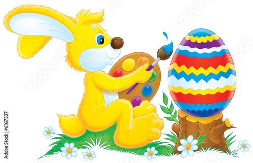 zajaczek-wielkanocny