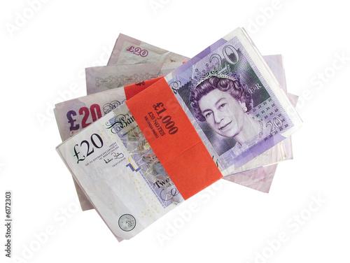 Photo Bundles of cash
