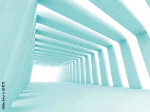 Fototapety do przedpokoju   turn-of-the-shine-korytarz