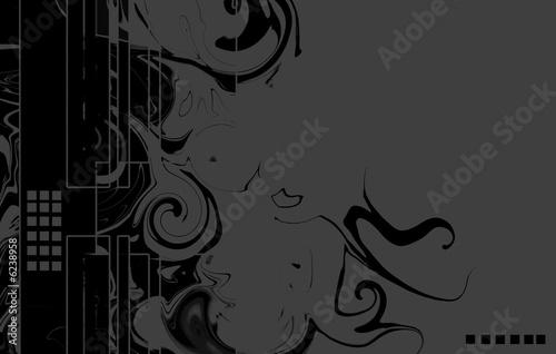 Dark tones abstract background.