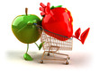Fruits au magasin