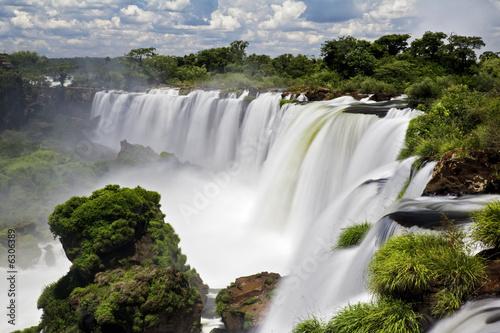 Fototapeta wodospady wodospad-iguassu-falls