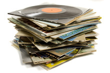 Industrie Musicale : Disques 33 Tours