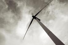 Wind Turbine Power And Energy