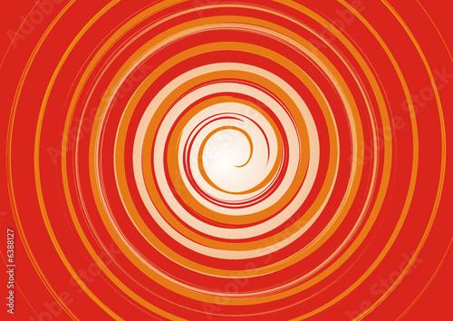 Printed kitchen splashbacks Spiral bg005