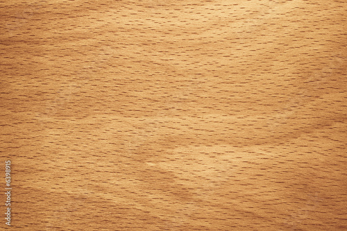 Obraz na plátně Vibrant color beech wood grained texture
