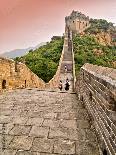 Staande foto China Great Wall of China