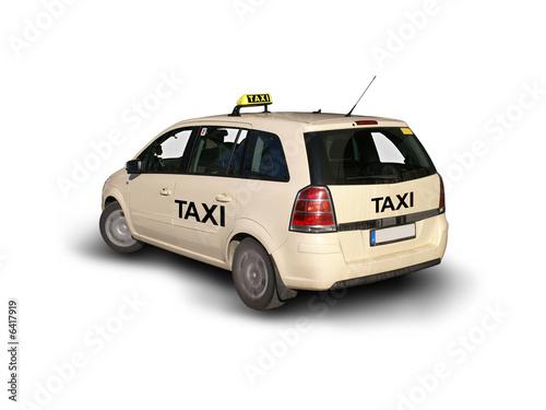 Fotografie, Obraz  Taxi 4