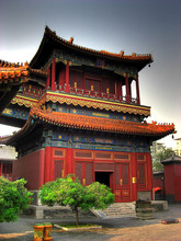 Ancient Temple - Beijing, China