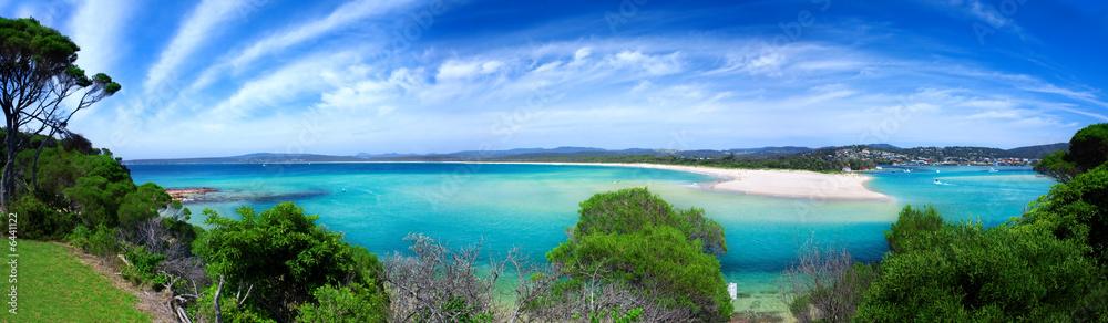 Fototapeta Gorgeous Australian Panoramic