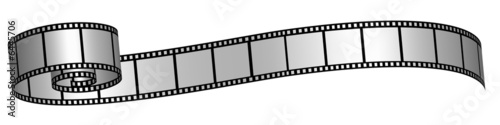 Tablou Canvas film Strip 2