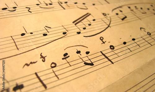 Music - 6 Canvas Print