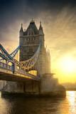 Fototapeta Londyn - Towerbridge