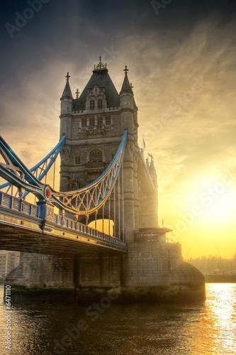 Foto op Canvas Londen Towerbridge