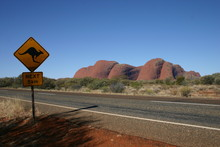 Ayers Rock  - Australia