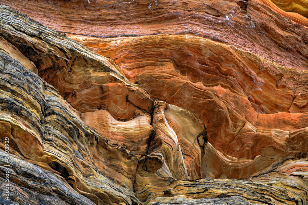Valokuva  Rock Face