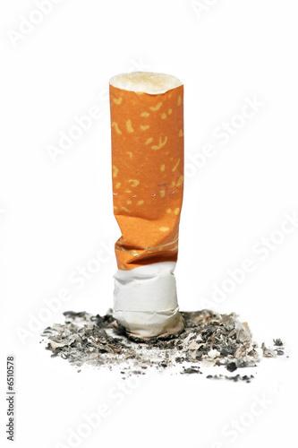 Photo  Cigarette Butt