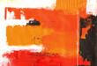 canvas print picture - abstrakter gemalter Hintergund