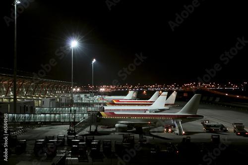 Madrid Barajas International Airport - MAD