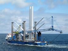 Ship For Offshore Wind Turbine Installation