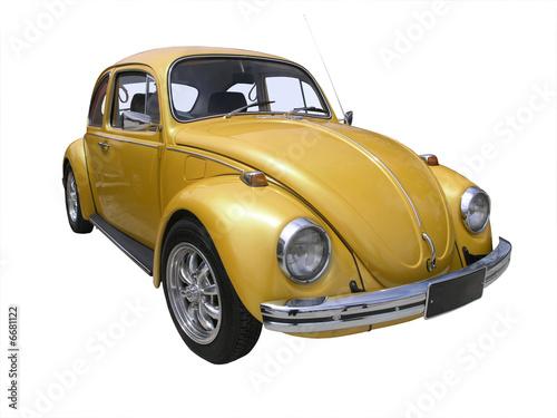 Poster Vintage voitures Old car